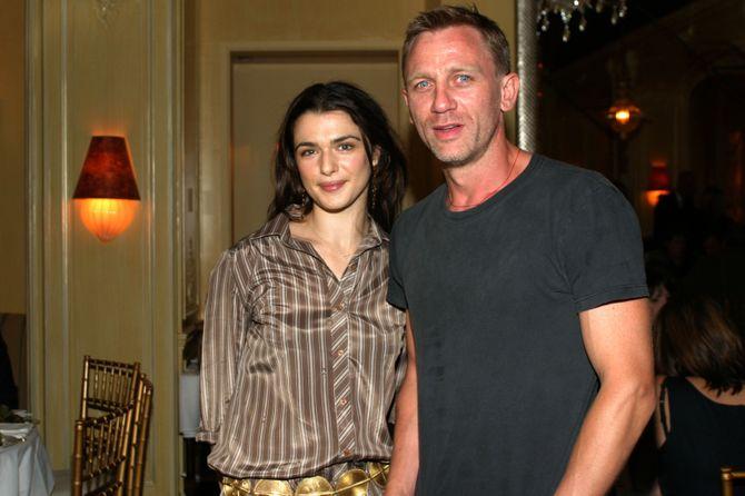 Daniel Craig et Rachel Weisz