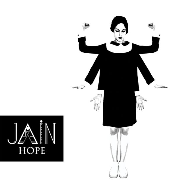Jain nouvel EP Hope