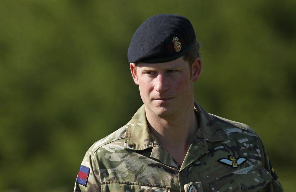 Un soldat raconte comment le prince Harry l'a défendu face à ses camarades homophobes