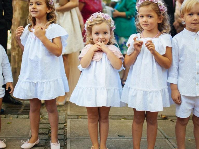 9c48d2d45 Los pajes de la boda  recomendaciones para vestirlos bien