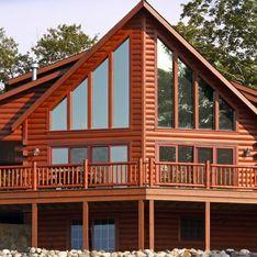 Casas de madera: una opción ecológica para vivir