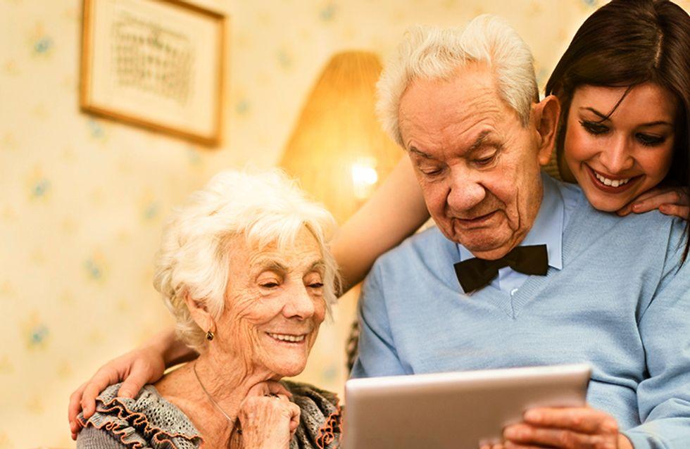 10 coisas que você precisa fazer com seus avós