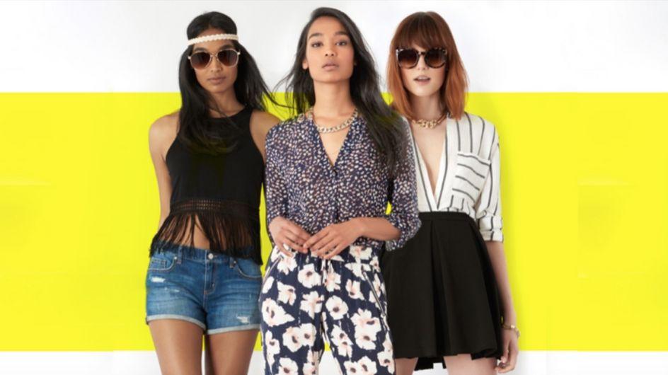 Le Festival Mode & Design a déniché des looks parfaits pour les festivités de l'été