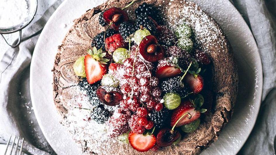 Los 30 postres de chocolate más irresistibles de Pinterest