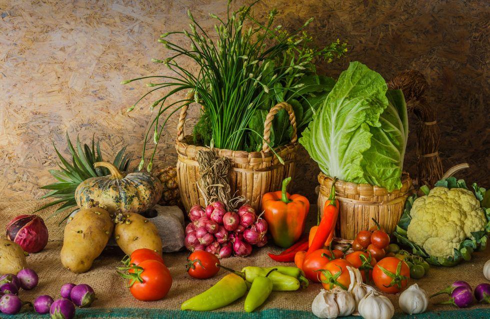 dieta vegana cruda che consiste