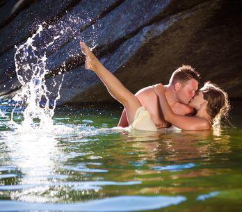 Fare l'amore nell'acqua