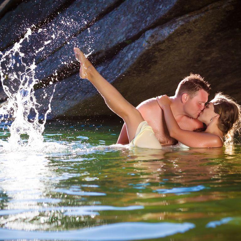 Amore In Vasca Da Bagno.Fare L Amore Nell Acqua