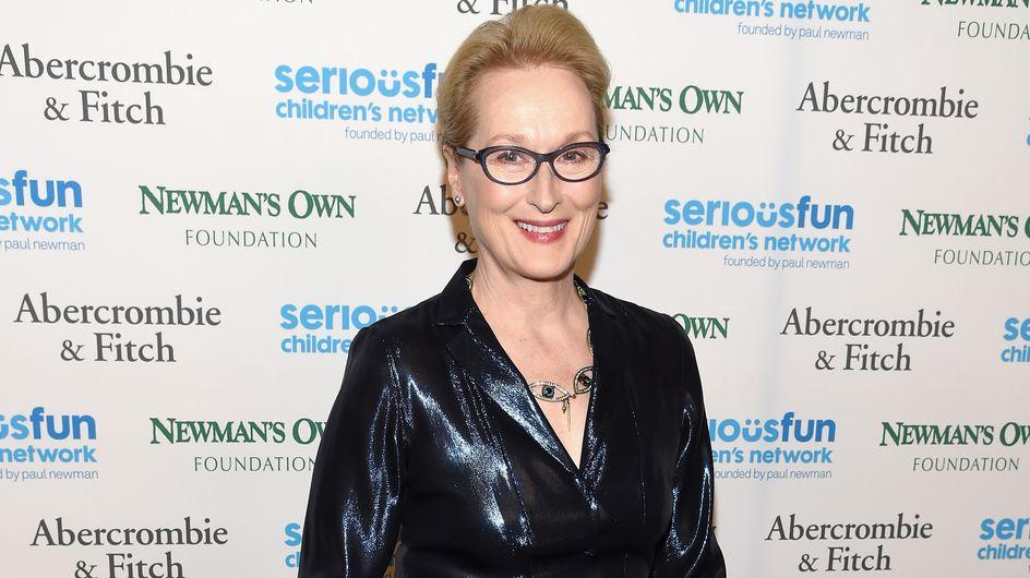 Meryl Streep écrit au Congrès américain pour défendre l'égalité homme/femme
