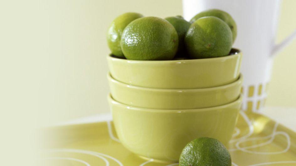 Lima-limón, un color vitamínico para decorar interiores