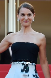 Natalie Portman au Festival de Cannes 2015