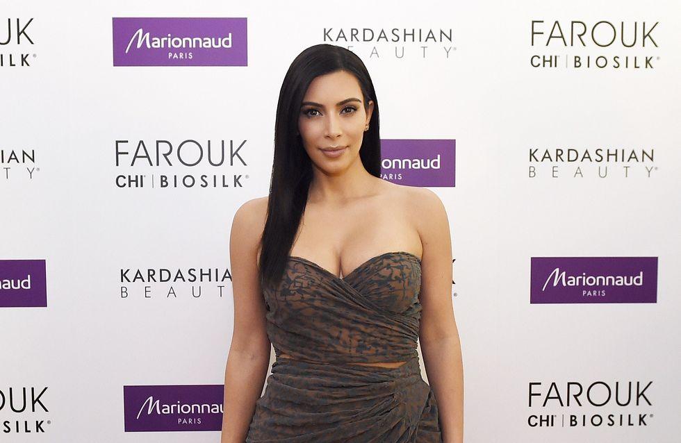 Kim Kardashian réveillée en pleine nuit par une femme nue et ivre