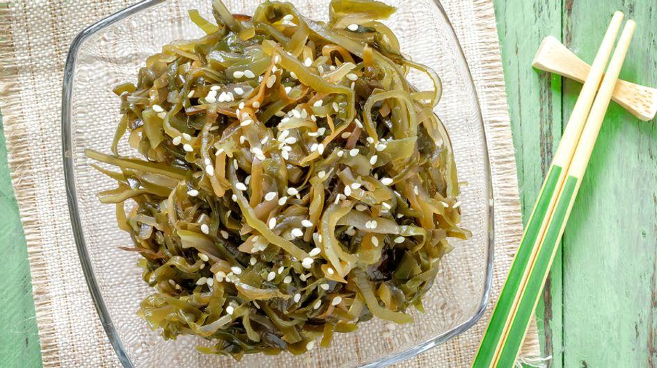 Las algas, una nueva tendencia que llega del mar a nuestra mesa