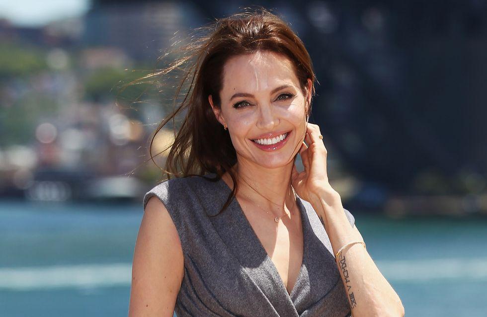 Angelina Jolie adopte trois bébés
