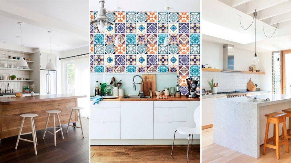 Roube 40 ideias (e superdicas) para sua cozinha americana