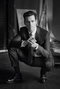 Matt Bomer so chic pour la campagne Made To Measure