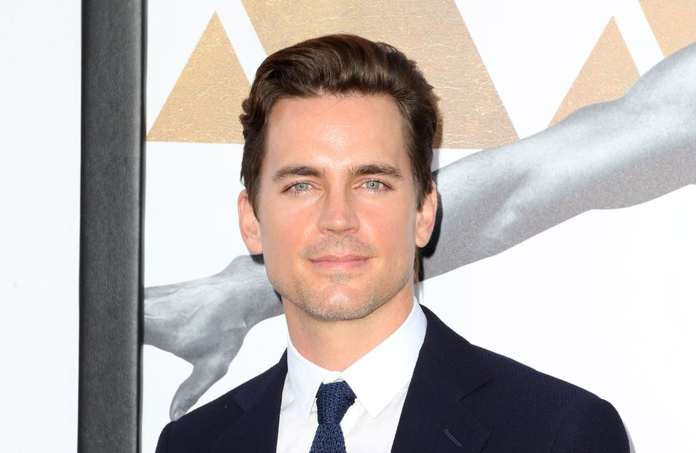 Matt Bomer, égérie so chic pour Armani (Photos)