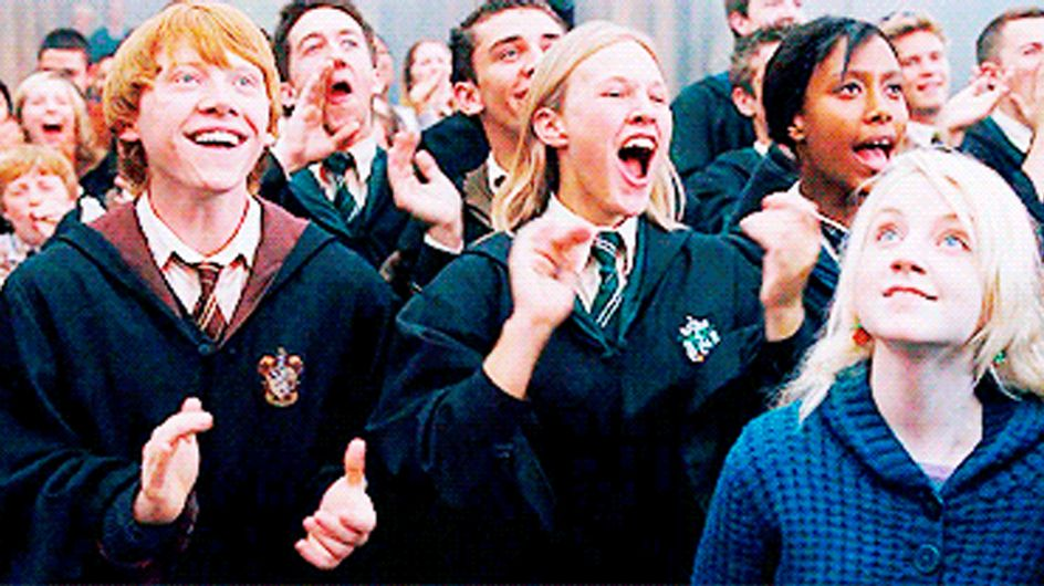 JK Rowling Officially Working On A Harry Potter Sequel