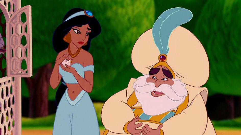 If Disney Princesses Had Mums