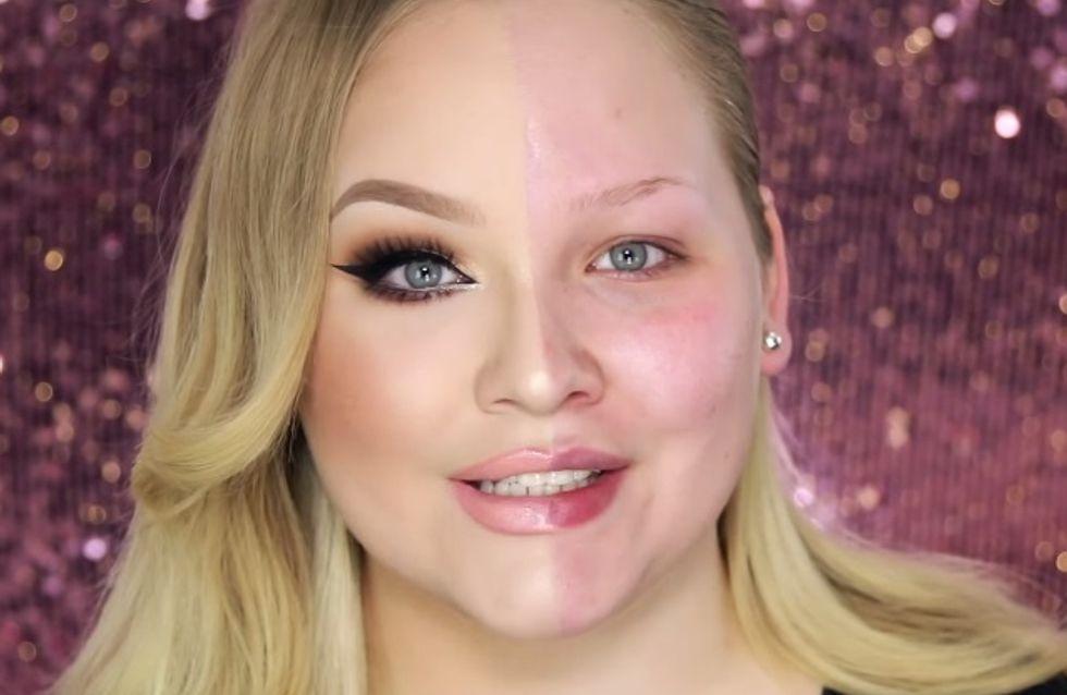 Les femmes démontrent le pouvoir du maquillage avec #ThePowerOfMakeup (Photos)