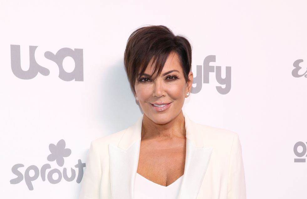 Kris Jenner se confie (enfin) sur Caitlyn Jenner