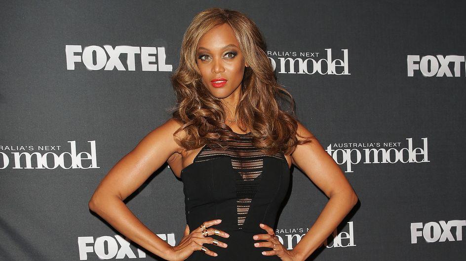 Tyra Banks pousse un coup de gueule contre le traitement des mannequins dans l'industrie de la mode