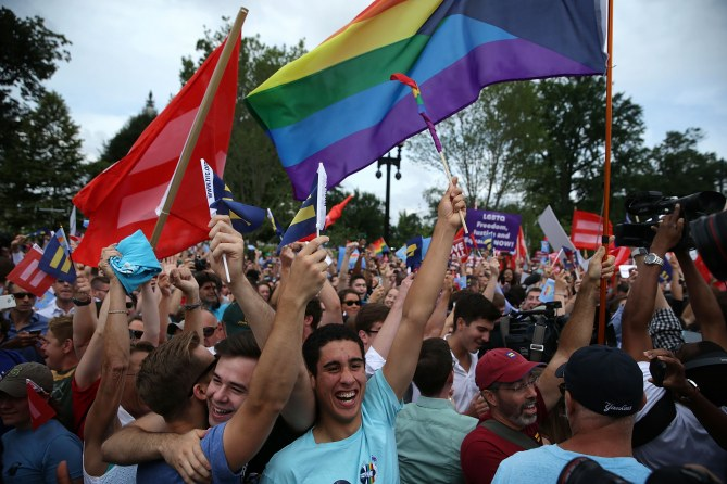 Légalisation du mariage homosexuel dans tous les Etats-Unis, Washington