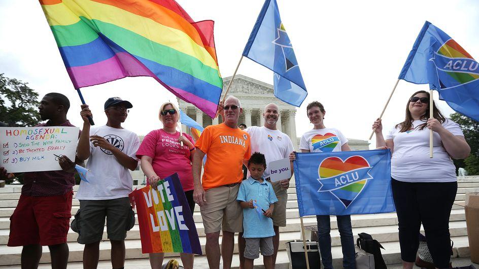 Le mariage homosexuel légalisé dans tous les Etats-Unis