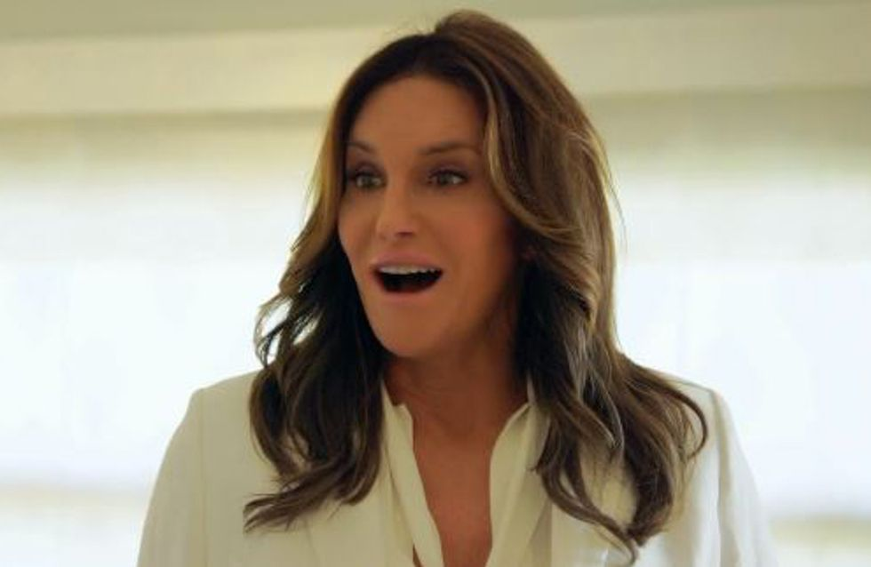 Caitlyn Jenner se dévoile dans son docu-série