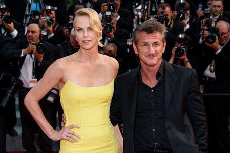 Charlize Theron et Sean Penn au Festival de Cannes 2015