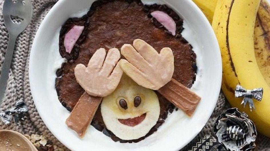 ¿Te imaginas cómo serían los emojis hechos con comida? ¡Descúbrelos!