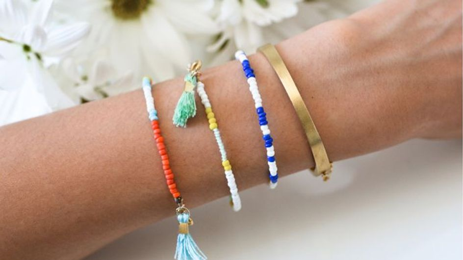 11 DIY pour faire vos bijoux de l'été