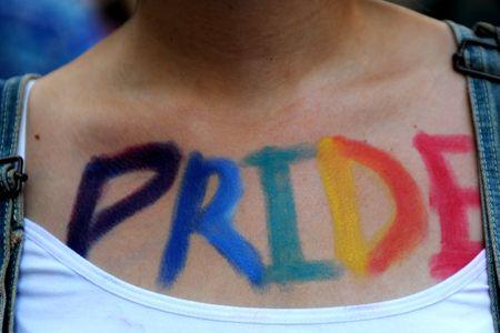 Gay Pride à Istanbul, Turquie, le 28 juin 2015