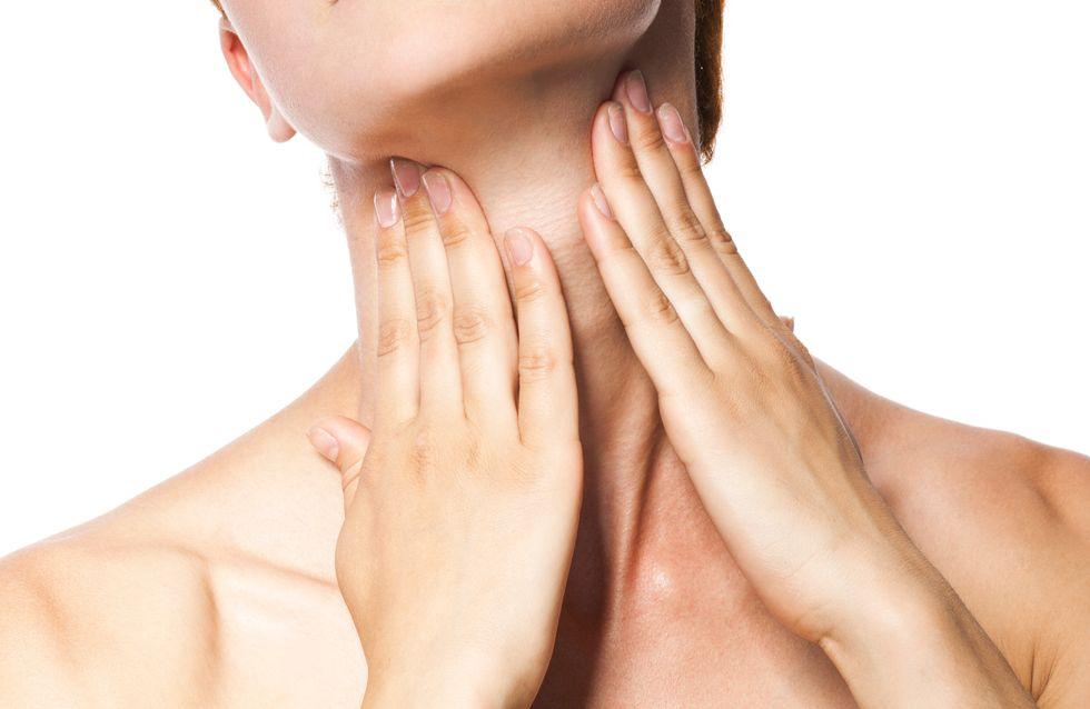 Mal di gola da raffreddore, e non solo…