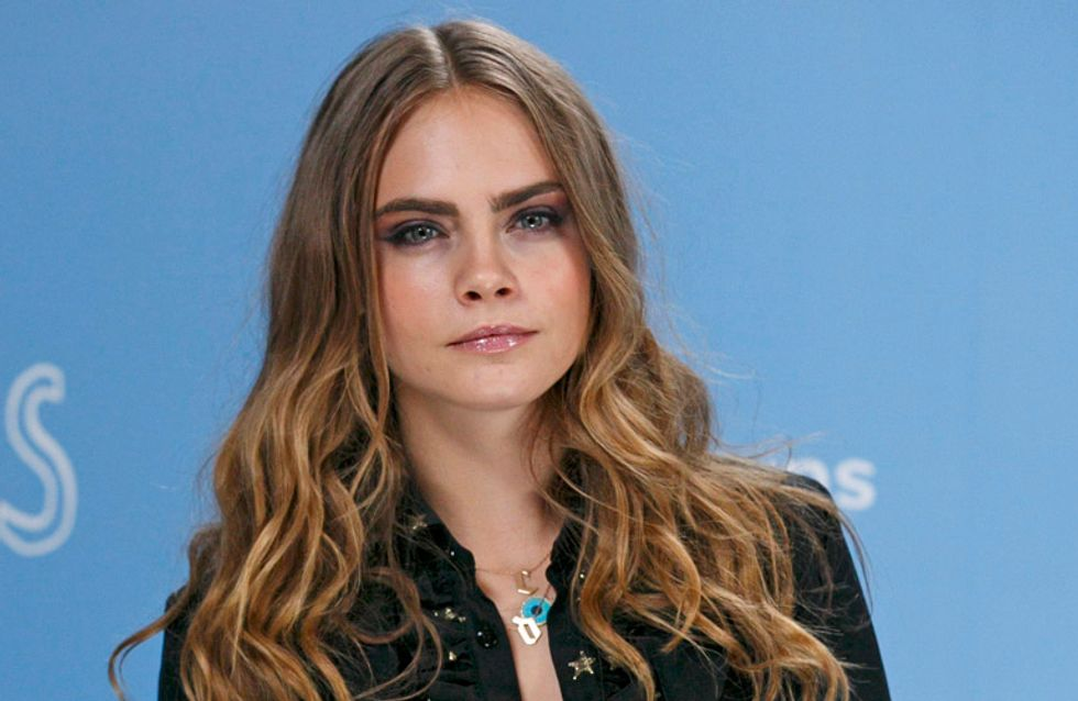 Cara Delevingne Says What We Re All Thinking About Superhero Movies