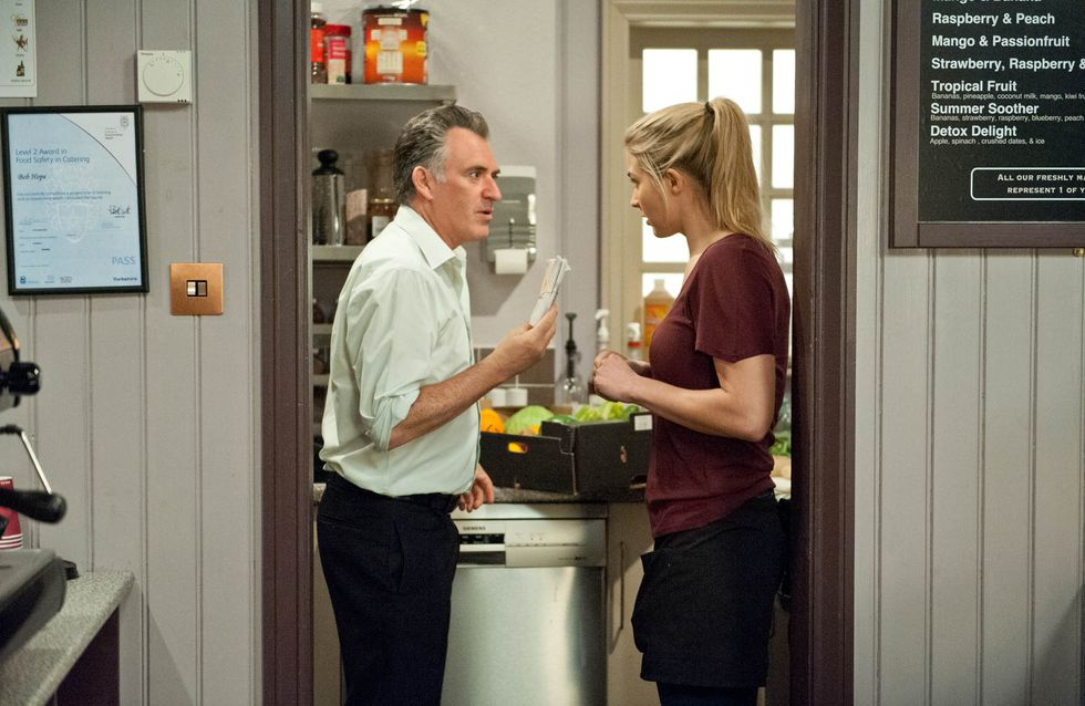 Emmerdale 07/07 - Brenda fears the worst when she thinks her memory is failing