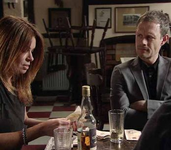 Coronation Street 10/07 - Robert has proved he will go to any lengths to keep his affair secret