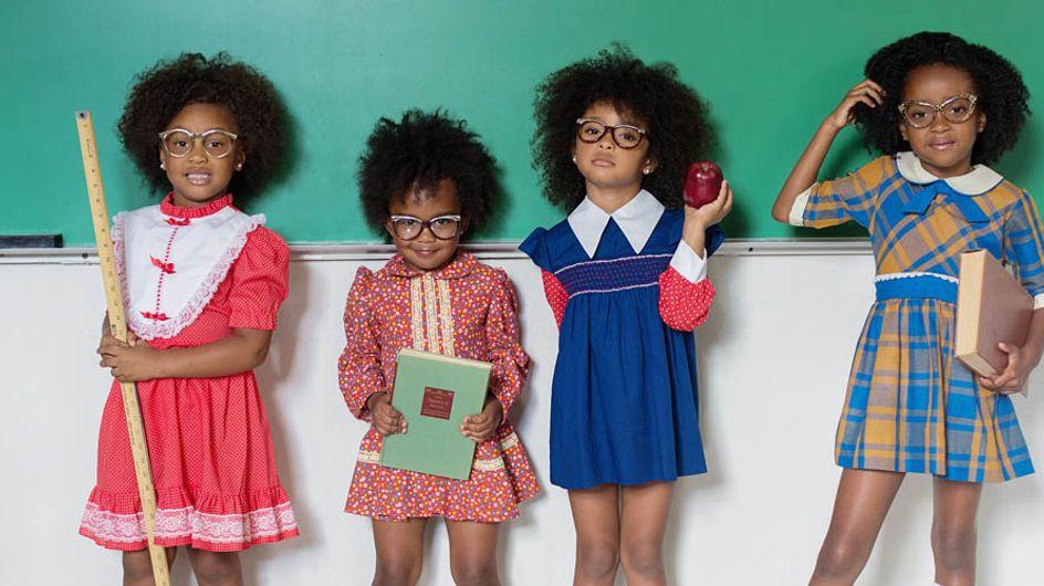 15 peinados fáciles y bonitos para niñas con el pelo afro