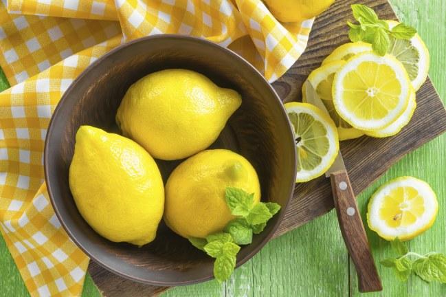 Limone Proprieta E Benefici Del Re Del Detox