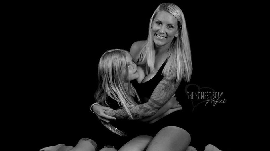 The Honest Body, un proyecto que enseña a las mamás a amar sus cuerpos de nuevo tras el embarazo
