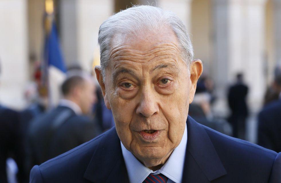 Charles Pasqua est décédé à l'âge de 88 ans