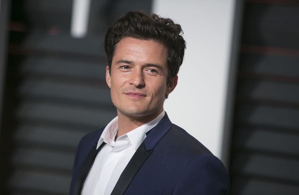 Découvrez la nouvelle girlfriend d'Orlando Bloom (Photos)