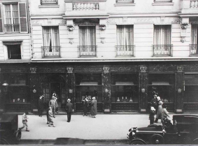 1899 Rue de la Paix, en Paris