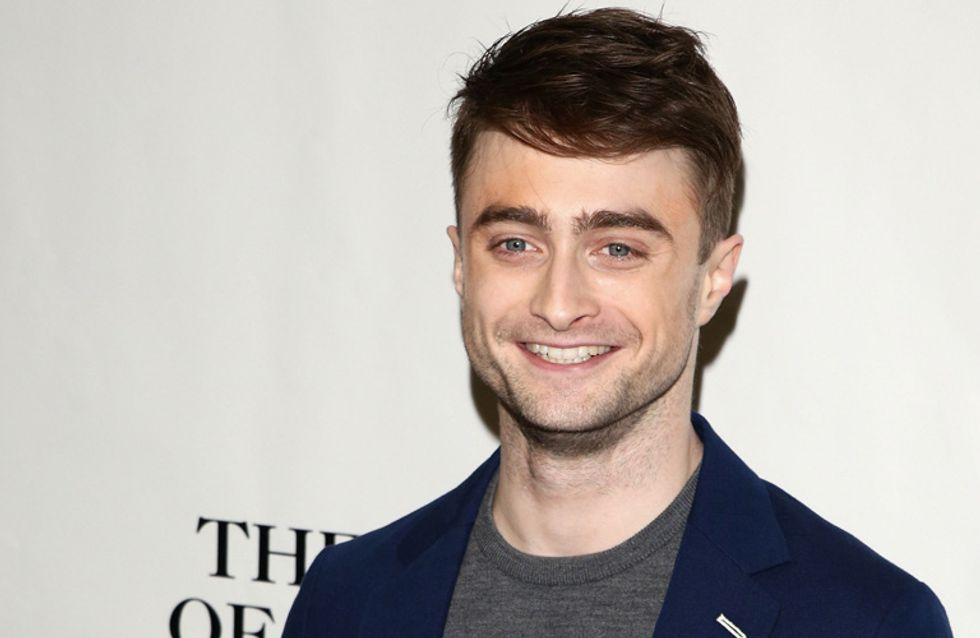 Daniel Radcliffe Has Officially Been Named Rear Of The Year