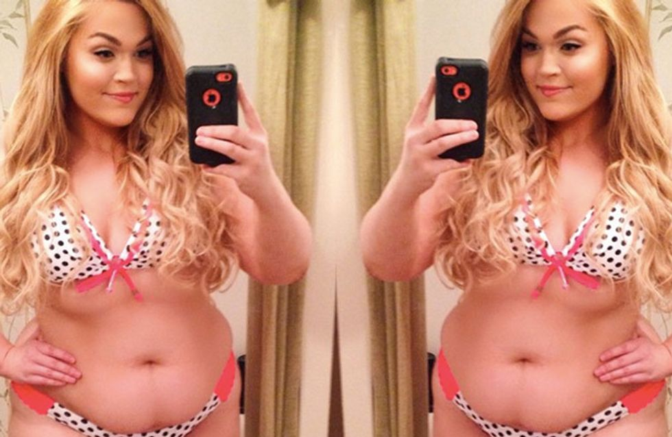 YouTube Star Loey Lane Slams Bikini Shamers And It's Amazing