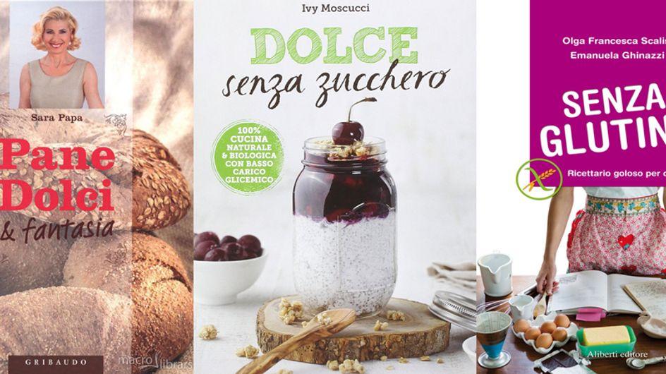 """Libri per tutti i gusti e """"palati"""": i 5 titoli migliori per imparare a cucinare in modo sano e gustoso"""