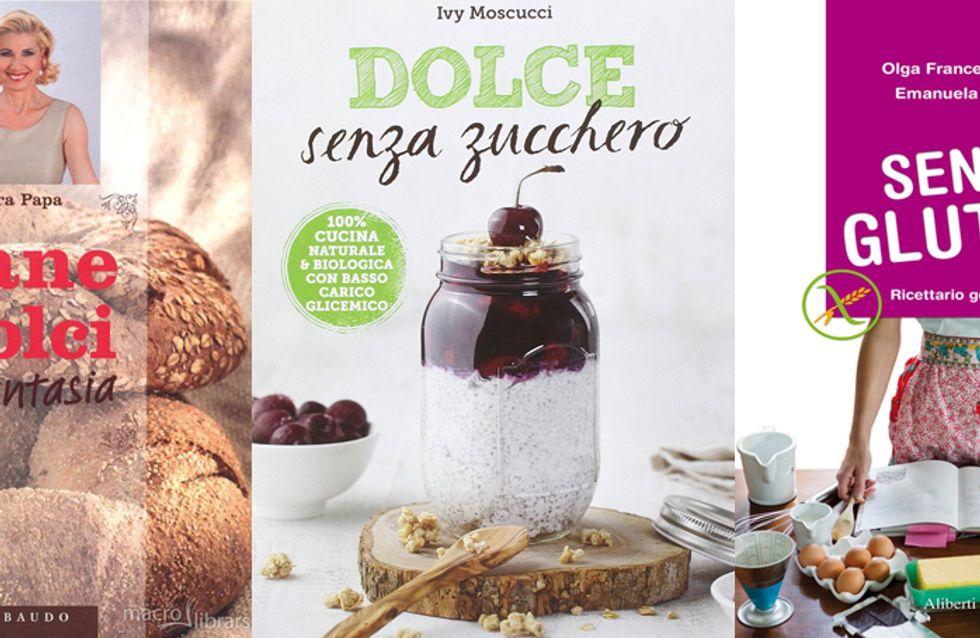 Libri per tutti i gusti e palati: i 5 titoli migliori per imparare a cucinare in modo sano e gustoso