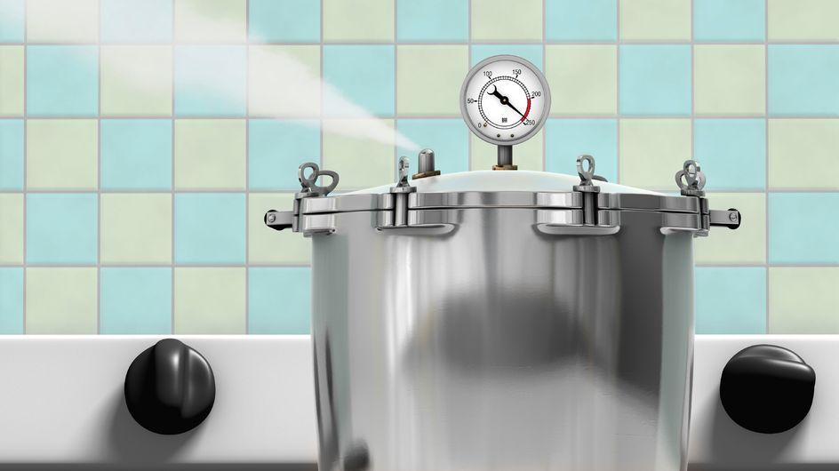 Pentola a pressione: tempi di cottura