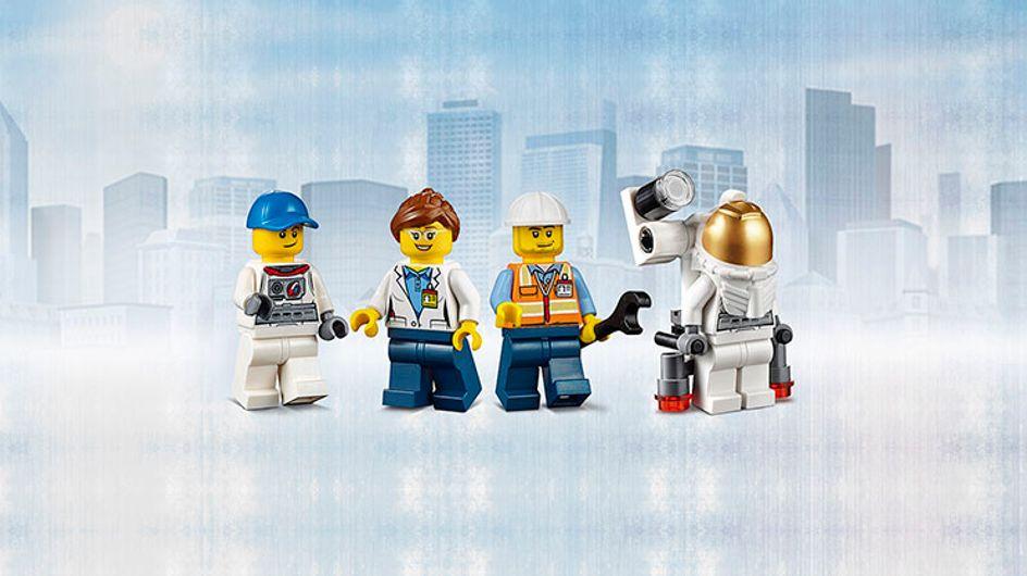 Lego lutte contre le sexisme avec plus de figurines féminines