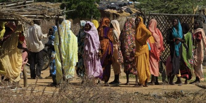 Femmes soudanaises victimes de violences