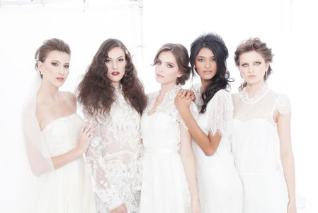 Maquiagem de noiva é só amor <3
